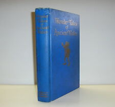 c1929 Wonder (Fairy) Tales Of Ancient Wales
