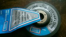 "6 X 115mm GRINDING DISCS FOR  STONE brick Metal 4.5"" 115 X 22. X 6.4mm Depressed"