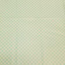 "*Lot of 6* Sparkle Tissue 5 Sheet Aqua Gingham Tissue Paper-20"" x 26"""