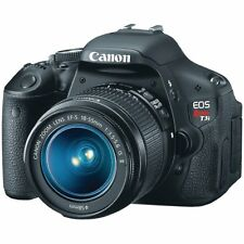 Canon EOS Rebel T3i / EOS 600D 18.0 MP DSLR Camera EF-S 18- 55mm