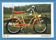 MOTO - Ed. Raf - Figurina/Sticker n. 291 - SPEEDSHIFF -Rec