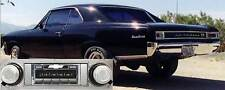 NEW USA-630 II* 300 watt '66-67 Chevelle Malibu AM FM Stereo Radio iPod USB Aux