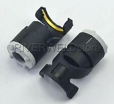 0408-2405 SAF 20/40/100 Plasma Nozzle Shroud Ceramic Assembly C/W Boss 2PK