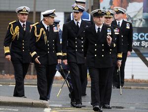 Genuine Britsh Royal Navy Class I & III DB RN Jacket, Tunic, Blazer - BRAND NEW