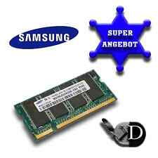 512 MB Notebook Arbeitsspeicher , RAM 512mb DDR1 333 Mhz PC-2700S SO DIMM Laptop