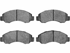 For 1999-2004 UD 1200 Brake Pad Set Front Dynamic Friction 32827DQ 2000 2001