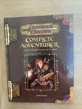 Dungeons & Dragons Complete Adventurer 2005 WOTC