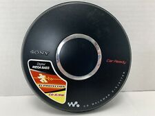 Sony Walkman Portable Cd Player With Mega Bass Model No. D-Ej017Ck *Tested/Works