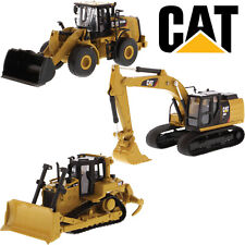 CAT Caterpillar 1:64 Diecast Models Construction Equipment Toys Loader Tractor +