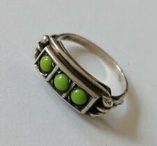 schöner alter 835er Silber Ring