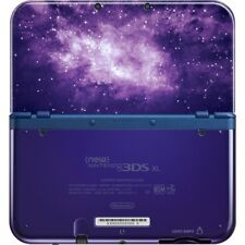 Nintendo New 3DS XL Handheld System Console - Galaxy - Purple!!!!