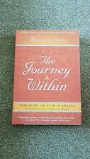 SIGNED Radhanath Swami - The Journey Within -exploring the path of Bhakti (yoga)