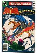 Brave and the Bold 154 Fine+ Batman (1955) Dc Comics CBX9A