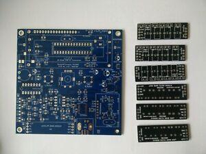 uSDX v1.02 SDR HF Transceiver + Filter Boards - set of PCBs only