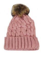 Cappelli da donna rosa taglia taglia unica  7bf06f2713cd