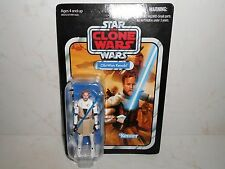 New Hasbro Star Wars The Clone Wars Obi-Wan Kenobi Vintage Collection VC103 2012