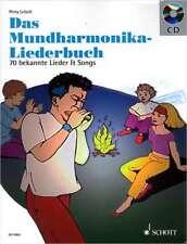 Mundharmonika Noten - DAS MUNDHARMONIKA-LIEDERBUCH - 70 bekannte Lieder & Songs