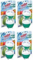 8x Croc Odor Twin Pack Fridge Fresh Neutralise Smell Odour Fresheners Deodoriser