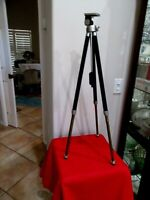 Vintage Ising Normal Pocket Tripod Kurzstativ Ext.Brass Made in Germany L9.2.20
