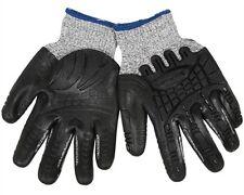 NWT New Carhartt C-Grip Impact Cut Black Gloves XL Farm Work Mechanic A611