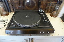 Very Rare Dual 650-RC Turntable record player No cartridge Selling as is