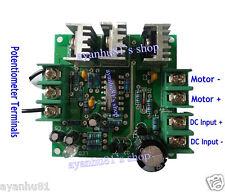 12V-48V 24V 36V 30A 500W PWM Regulator DC Motor Speed Control Controller Driver