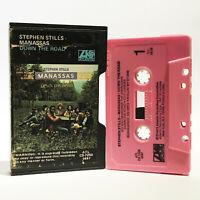 Stephen Stills/Manassas - Down The Road - RARE 1st '73 Slipcase ATL CS 7250 0697