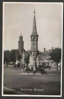 Postcard Banbury Oxfordshire early view of The Cross RP