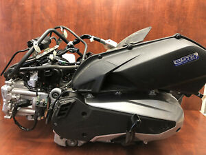 2021 Honda PCX 125 Complete Engine Motor Only 935 Miles Newest Shape