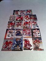 *****Mike Vernon*****  Lot of 160+ cards.....77 DIFFERENT / Hockey