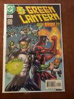Green Lantern #122 signed by artist, Darryl Banks! (Mar 2000, DC)  (COA)