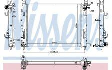 NISSENS Radiador, refrigeración del motor CITROEN C4 PEUGEOT PARTNER 637624