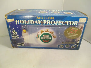 Mr Christmas Motion Holiday Projector