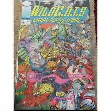 Wildcats Covert Action Teams #3 by Image 1992