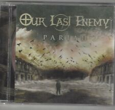 Our Last Enemy - Pariah (CD, 2014) Free Shipping !!!