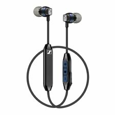 SENNHEISER CX-6.00-BT In-Ear-Wireless Bluetooth HEADSET WITH MICROPHONE - BLACK