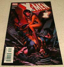 MARVEL COMICS X-MEN # 451 VF+ X23 Vs WOLVERINE
