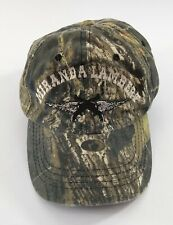 Miranda Lambert Camo Baseball Cap Hat Adjustable Strap Back Mossy Oak