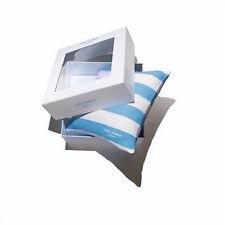 D & G-DOLCE & GABBANA LIGHT BLUE Small Blu & Bianco Cuscino * in scatola
