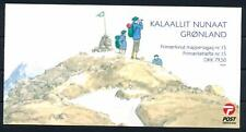 [65001] Greenland 2007 Scouting, Boy Scouts Booklet Nr. 15 Self Adhesive MNH