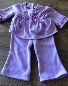 American Girl Julie's Pajamas
