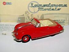 LANSDOWNE MODELS 1948 AUSTIN ATLANTIC CONVERTIBLE A90 ENSIGN RED 1/43 LDM44