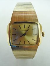 Vintage Longines 17jewels 14k Gold Electroplated 8006-832 Manual Wind Watch