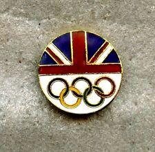 NOC Great Britain 1992 Barcelona OLYMPIC Games Pin Enamel