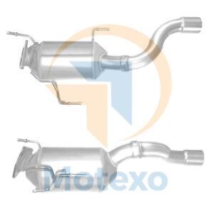 DPF AUDI Q7 3.0TDi Quattro V6 (CASA; CASB; CCMA) 11/07-4/11 (Euro 4)