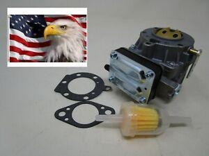 For a Briggs & Stratton 394338 397245  422437, 694930 Carburetor