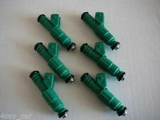 JEEP CHEROKEE XJ BRAND NEW 6 FUEL INJECTORS