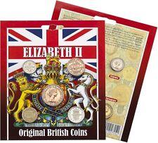 Elizabeth 11 Coin Collection Set