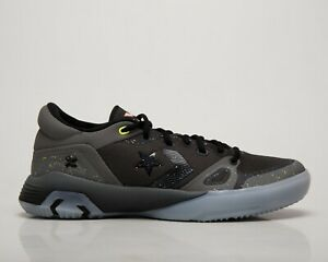 Converse G4 OX Polar Lights Men's Grey Black Basketball Sneakers Athletic Shoes