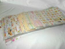 LARGE LOT 36 PACKS HALLMARK SEALED BABY WRAPPING PAPER Shower Birthday